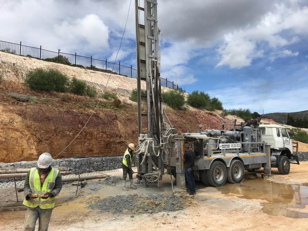 Our Projects - Nomad Drilling